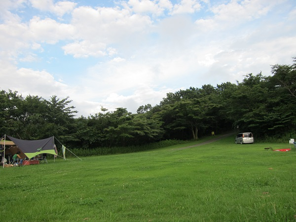マザー牧場 キャンプ場