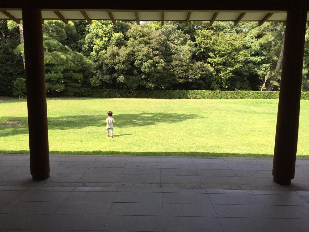 栗林公園庭園