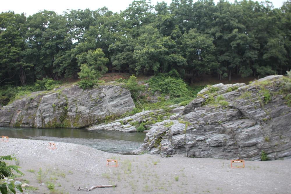 長瀞オートキャンプ場と長瀞ライン下り (39)