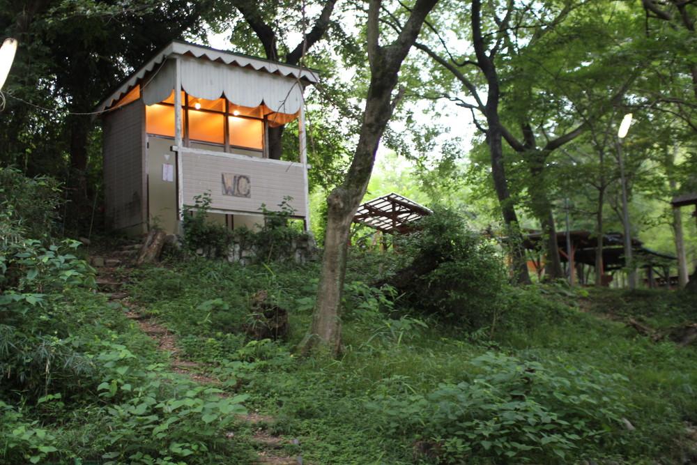 長瀞オートキャンプ場と長瀞ライン下り (28)