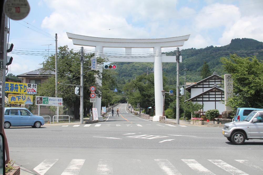 長瀞オートキャンプ場と長瀞ライン下りC (16)