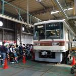 新京成サンクスフェスタ2015に行ってきました