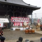 御滝不動尊のお花見2016
