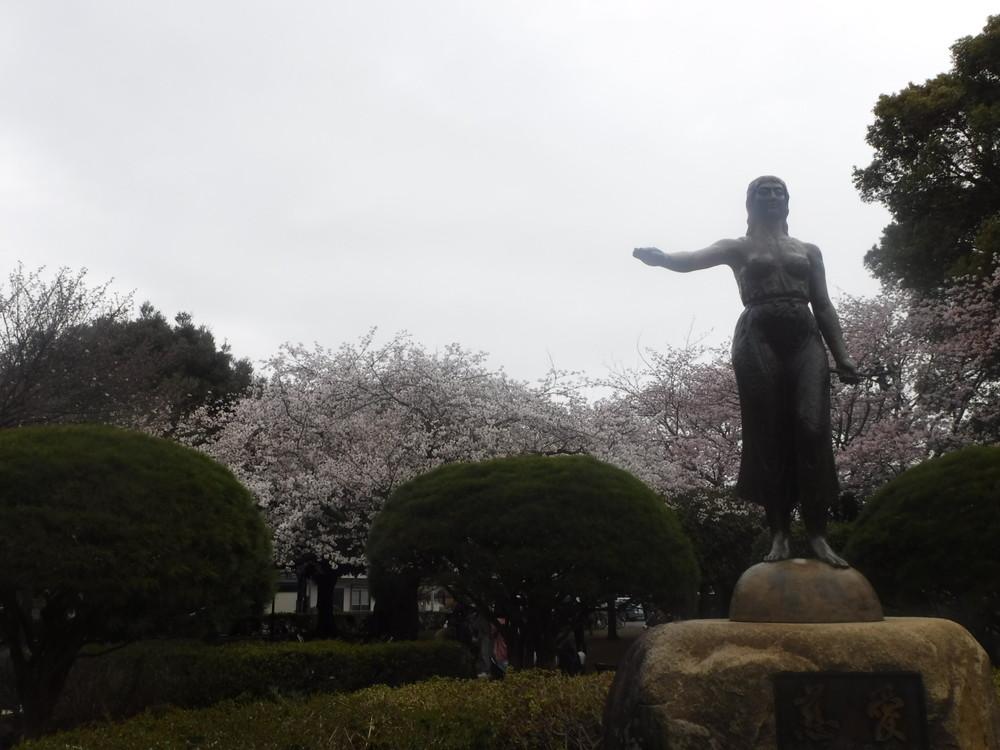 御滝不動尊お花見2016