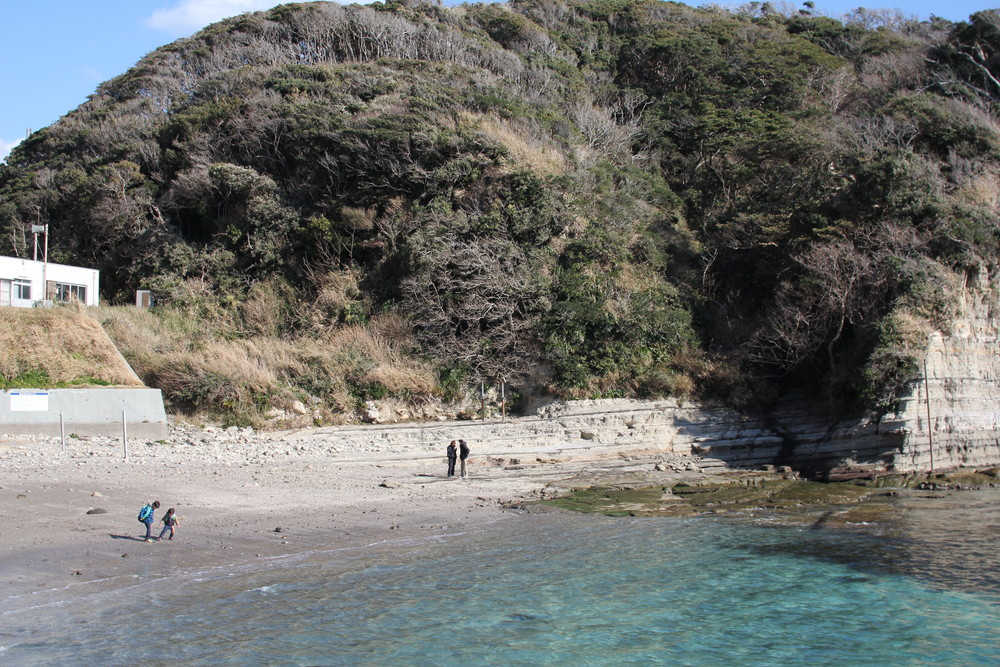 勝浦 海中展望塔