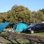 冬キャンプ(11月)成田ゆめ牧場で鍋キャンプ実施