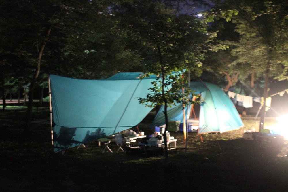長瀞オートキャンプ場と長瀞ライン下り (74)