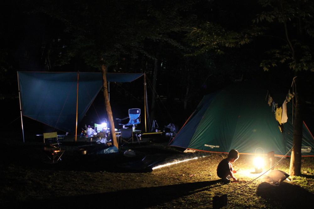 長瀞オートキャンプ場と長瀞ライン下り (75)