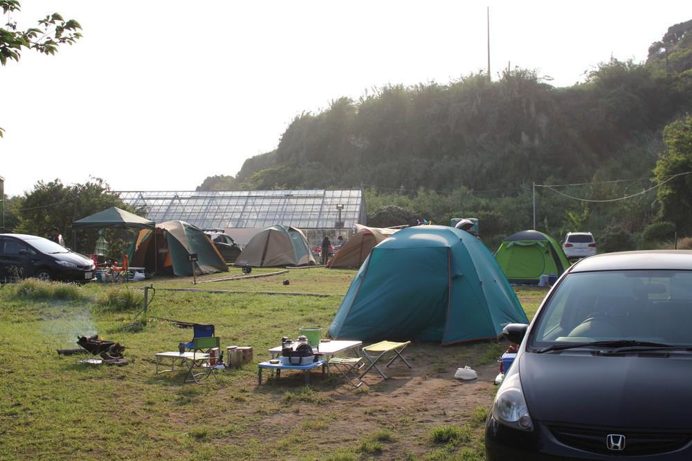 白浜フラワーパークキャンプ場 (16)