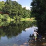 写真91枚)長瀞オートキャンプ場で2泊キャンプ!散策と周辺の川遊び・池遊び(7月