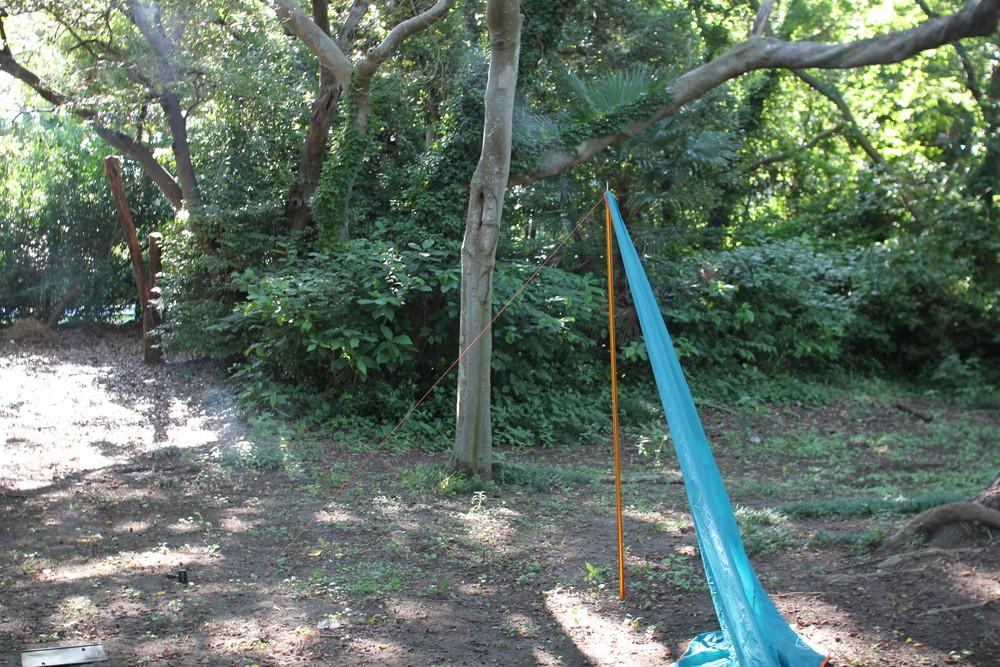 コールマンのテント・ウインズライトドームとヘキサタープセット (12)