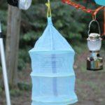 コールマンのハンギングドライネット(食器等を乾かす網)なんて不要論