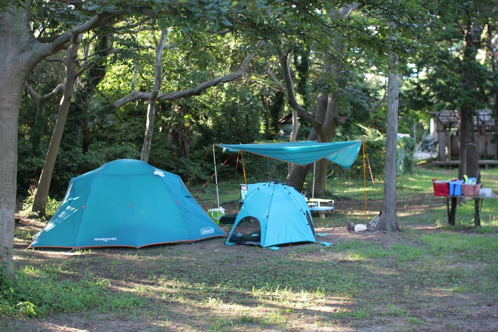 富津公園キャンプ場 (14)