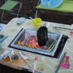 富津公園キャンプ場にて2泊のBBQ(バーベキュー)キャンプ!海釣りも(7月