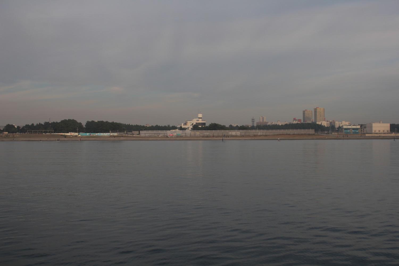 稲毛ヨットハーバー突堤釣り