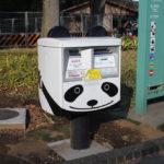 お正月に上野動物園のパンダを見に行ったら混雑していた