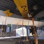 稲毛民間航空記念館に行って飛行機を見てから海岸で凧揚げ