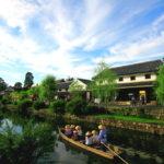 岡山県倉敷美観地区を観光してきました