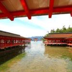 【世界遺産】美しいかな厳島神社