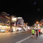 子連れ台湾旅行 墾丁夜市の行き方・お店情報など@3月
