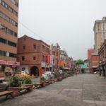 子連れ台湾旅行 油化街の朝がゆ@3月