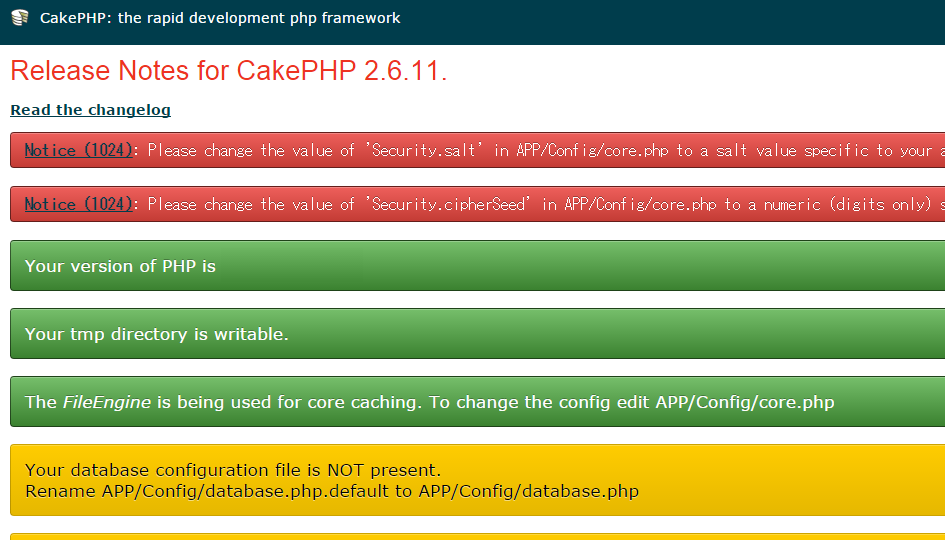 cakephp css